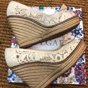 Tory Burch Shoes - Tory Burch spadrllas size 7.5